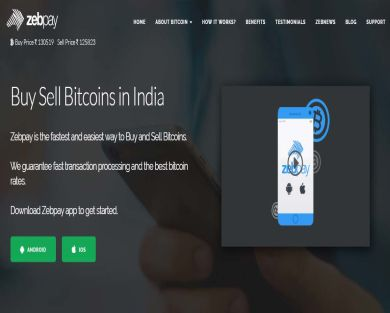 Get bitcoins worth 100 INR free on your first bitcoin buy or sell