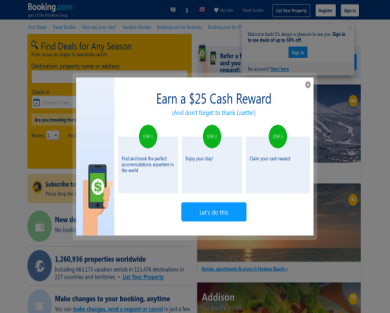 Receive $25 using my referral link
