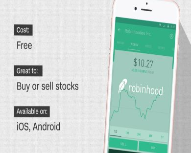 Stock Trading App/ Get Free Stock With Referral and Referral Acception