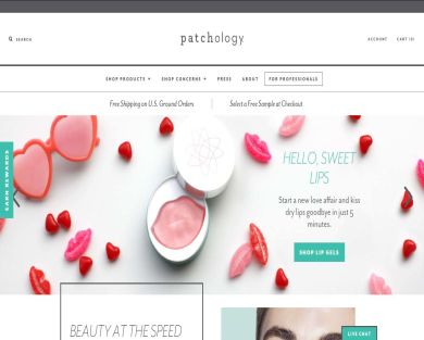 Patchology - Get $5.00 off your first Order using my referral link
