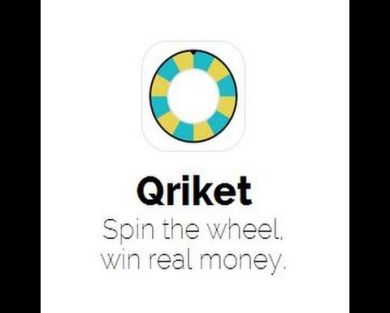 Play Qriket LIVE for a chance to win $300!