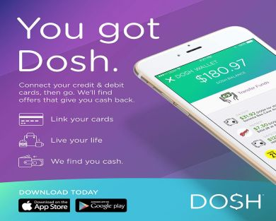 Get $5 sign-up bonus on Dosh!