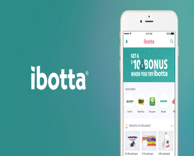 Get $10 sign-up bonus on Ibotta!
