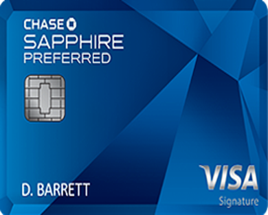 Get 50,000 bonus points from Chase Sapphire Preferred!