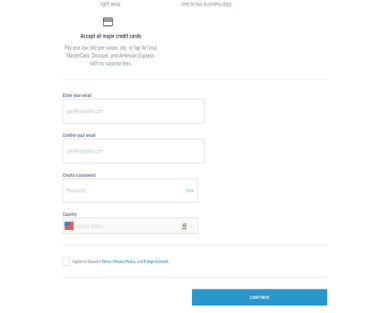 Process $1,000 without fees when you activate a Square account with my link.