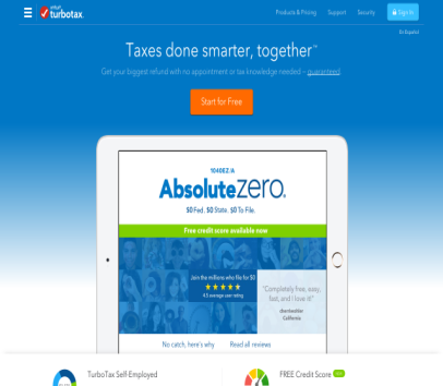 Get 20% off the Turbo Tax on Paid Federal Product