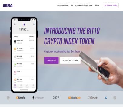 ABRA Refer a Friend Program - Get Cryptoexchange $25 FREE