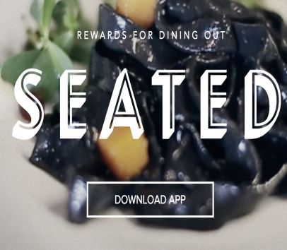 Get $15 reward credit for every time your dining out + $5 sign-up bonus on Seated app!