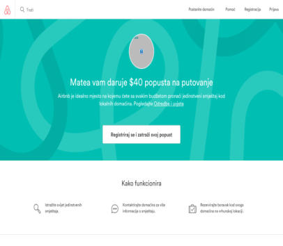 Airbnb - Get 35$ off your first booking using my referral link
