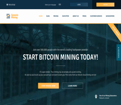 Receive 3% of Mining with Code M8vWqN