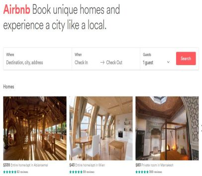 Airbnb - Get $40 Credit when you signup through my referral link