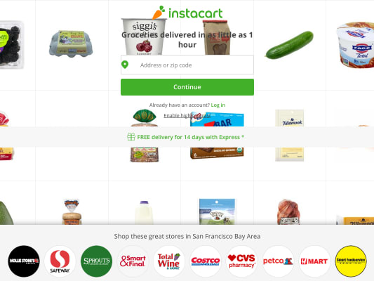 Get 20$ OFF on your First order after signup