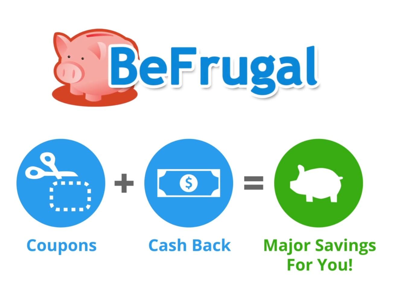 Get $10 sign up bonus on BeFrugal!