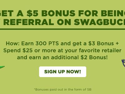 Swagbucks Refer & Earn Program