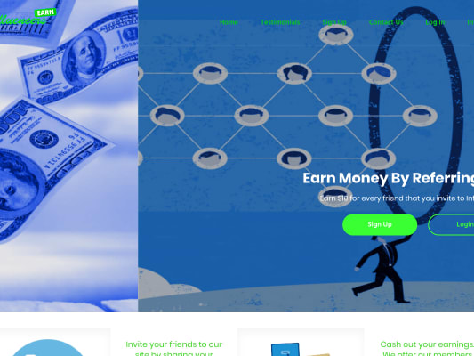 Get 25 dollars if you join my referral link I need people click my link