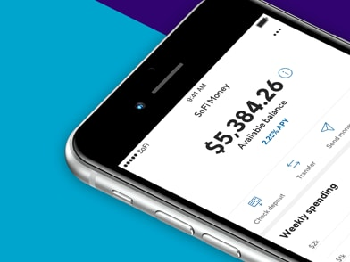 Get $50 after a Deposit of $100 with SoFi!