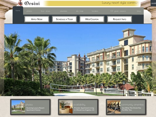 Get $250 if you signup using my referral at The Orsini Rentals, California Los Angeles
