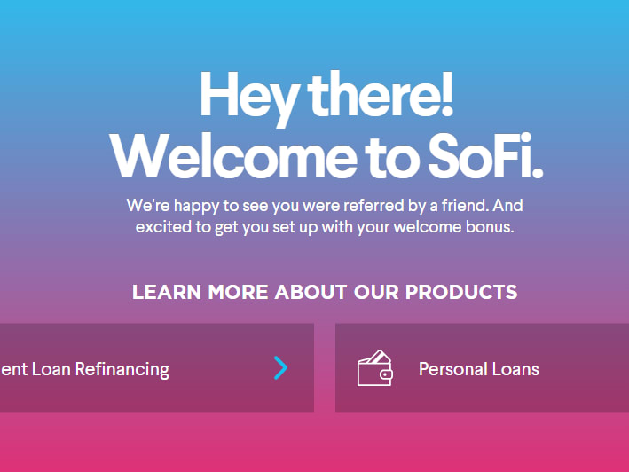 Get $100 Free when you Refinance Student Loans or Mortgage Through SoFi