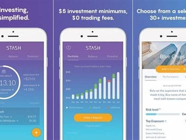 EASY, Fun , Investing App on Smartphones (Andriod AND Iphone)