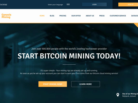 Receive 3% of Mining with Code arI8jo