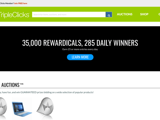 Get reward points which you withdraw for cash