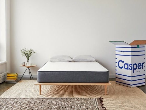 $75 off a good nights sleep with Casper