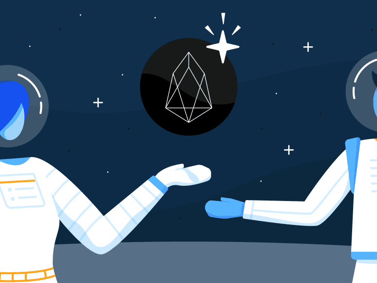 You will earn $10 in EOS for each eligible friend who completes a lesson.