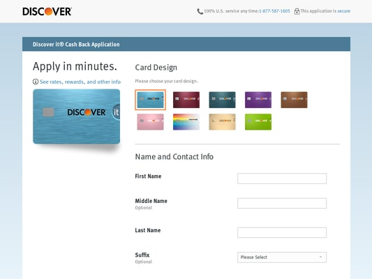 Become a Discover Cardmember and get a $50 Statement Credit