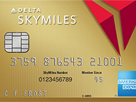 Earn 6K Bonus Miles and $50 with the Amex Gold Delta SkyMiles Credit Card!