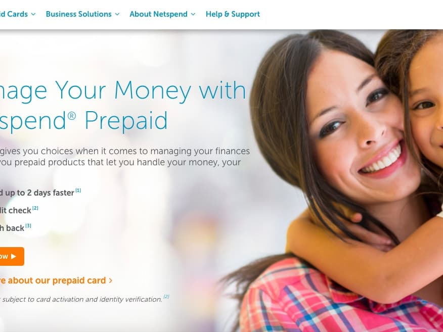 Get $20 FREE After Deposit Of At Least $40 With Netspend