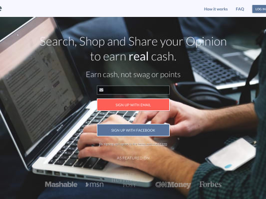 Earn Passively With Qmee | $0.50 when you sign-up now