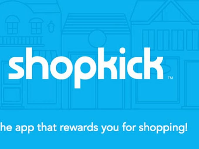 Get 250 sign-up kicks on Shopkick!