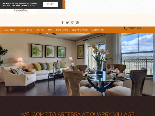 Get $250 if you lease using my referral at Artessa at Quarry Village San Antonio, Texas
