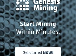 Get 3% off your next Hashpower purchase at Genesis Mining