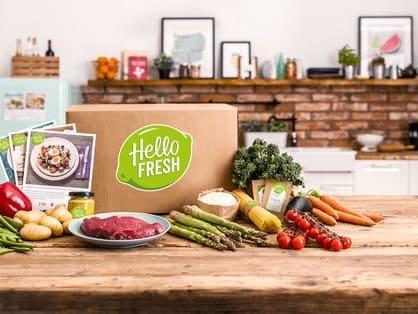 $40 Off First Week of Hello Fresh!  Code:KAITLYNRHE