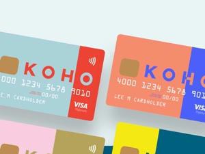 Get an extra 1% cashback when you sign up for the free KOHO Visa prepaid card. All the pros of a credit card and checking account without the cons.