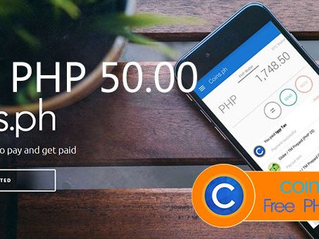 Claim Your 50 PHP Reward | Buy and Sell Bitcoin in the Philippines