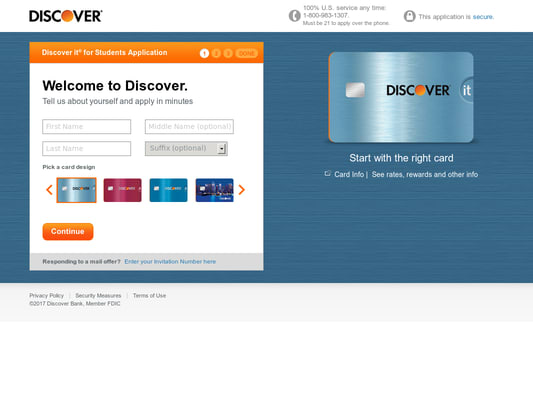 Get $50 now and another $50 later for signing up with Discover