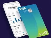 SoFi Checking Account $50 Bonus with just $100 opening deposit earns 1.80% interest too