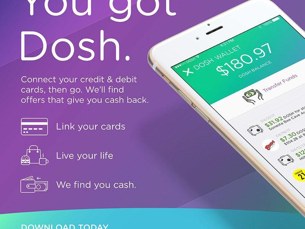 Get $5 sign-up bonus on Dosh!
