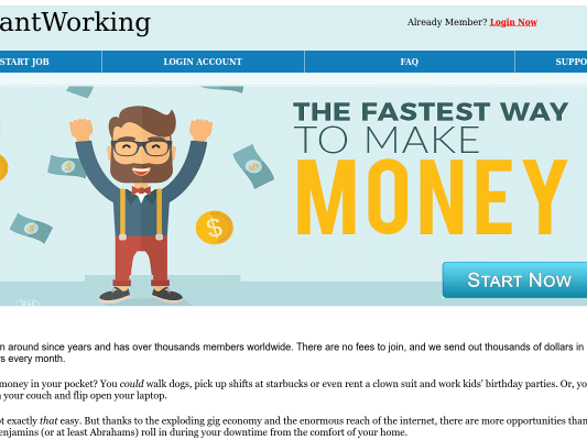 Get $10 for every click on your Link