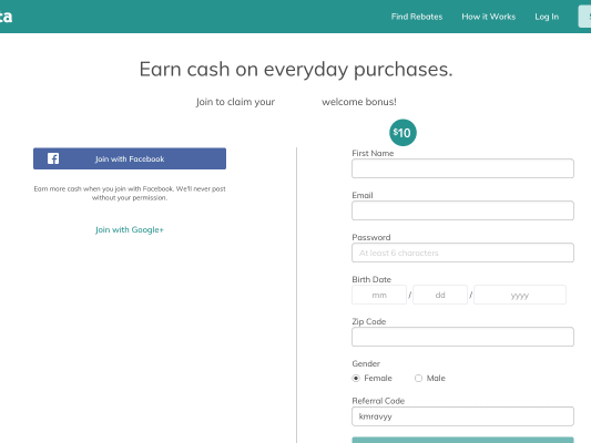 Get $10 to signup and make lots of money