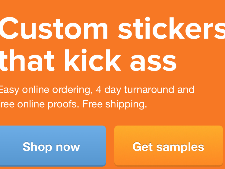 Get a $10 Credit to Buy Custom Stickers, Labels, Packaging, and Magnets