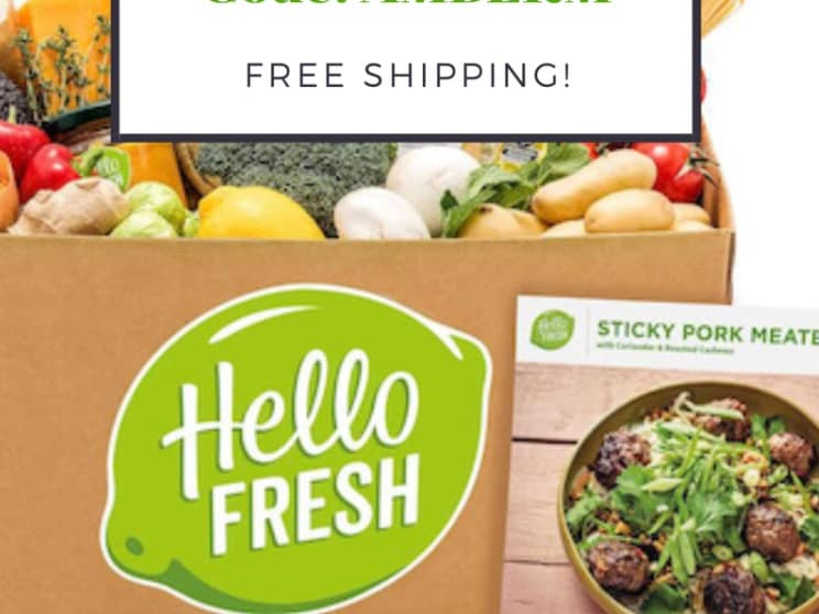 Et $50 OFF Your HelloFresh Order!