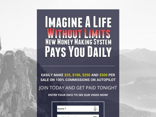 Earn $25-$100 per referral