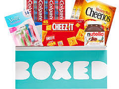 Get $15 with boxed signup