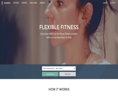 Get $10 off your first workout class reservation on Zenrez using my referral link