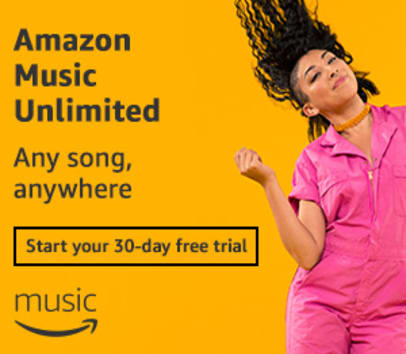 Free Month of Amazon Music Unlimited!