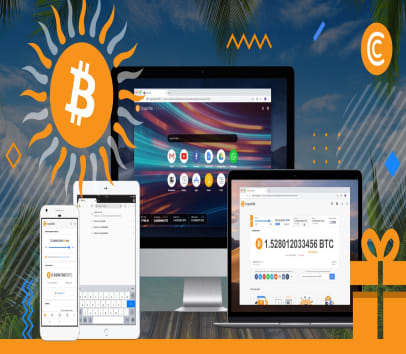 Enter to win $6000 worth bitcoin
