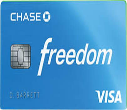 Signup for Chase Freedom Credit Card, $150 Bonus!